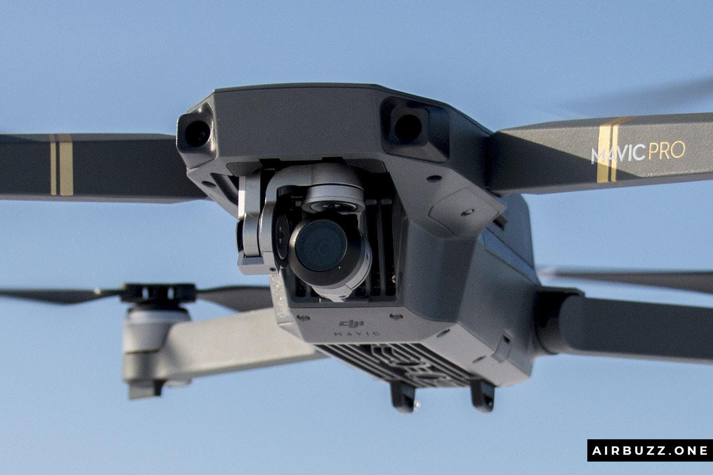 My DJI Mavic Pro camera drone