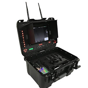 Tactical Ground Station for DJI Mavic