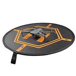 RC Style Portable Landing Pad