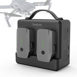 Smatree SP180Portable Battery Charging Station