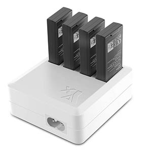IRCtek 4A 4 in 1 Rapid Charger