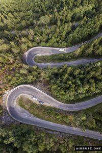 Snake road.