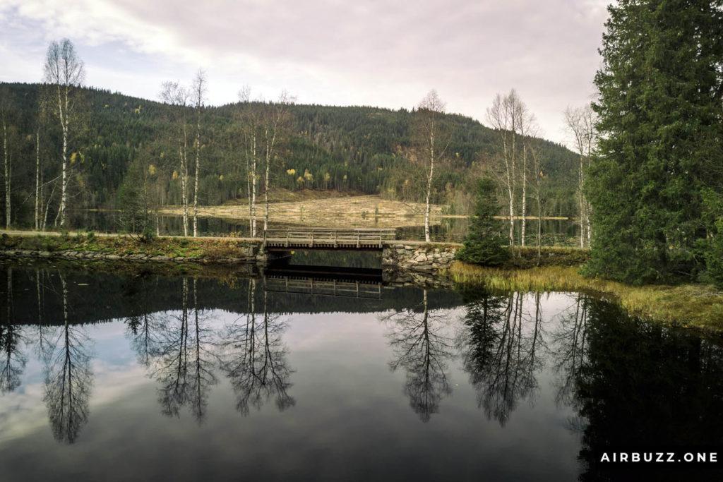 Bridge near Kringla.