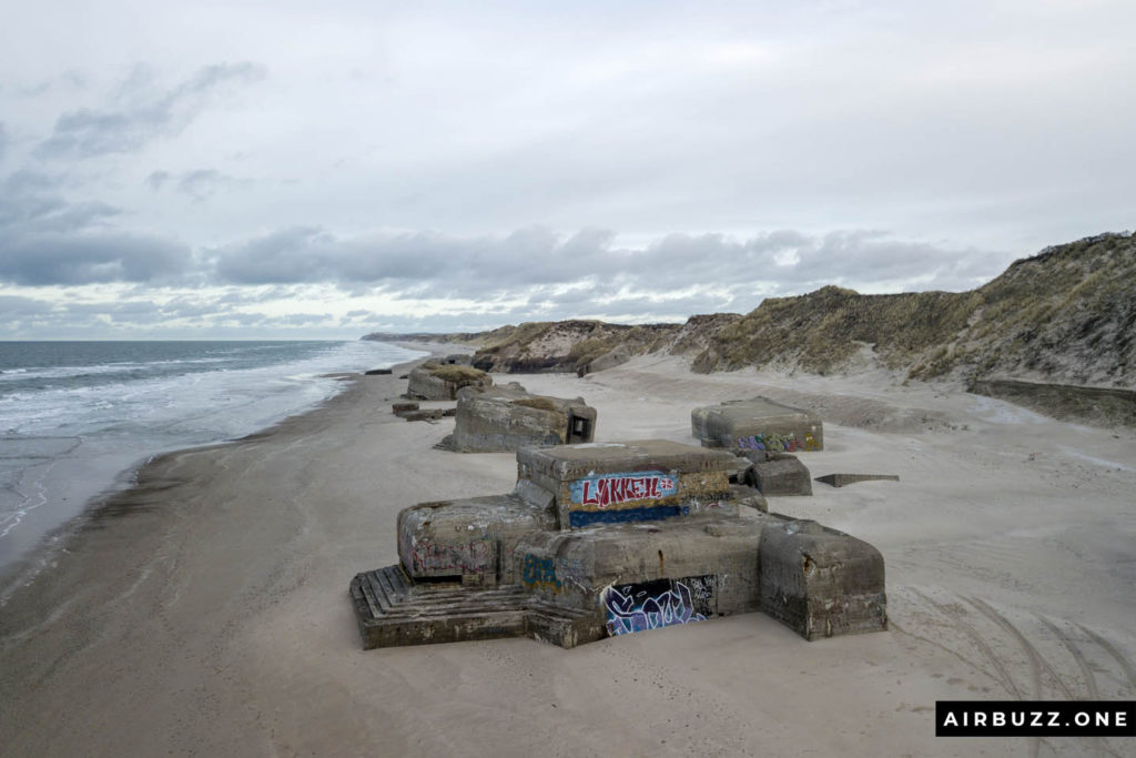 Commando bunker.