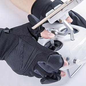 Warm Drone Gloves