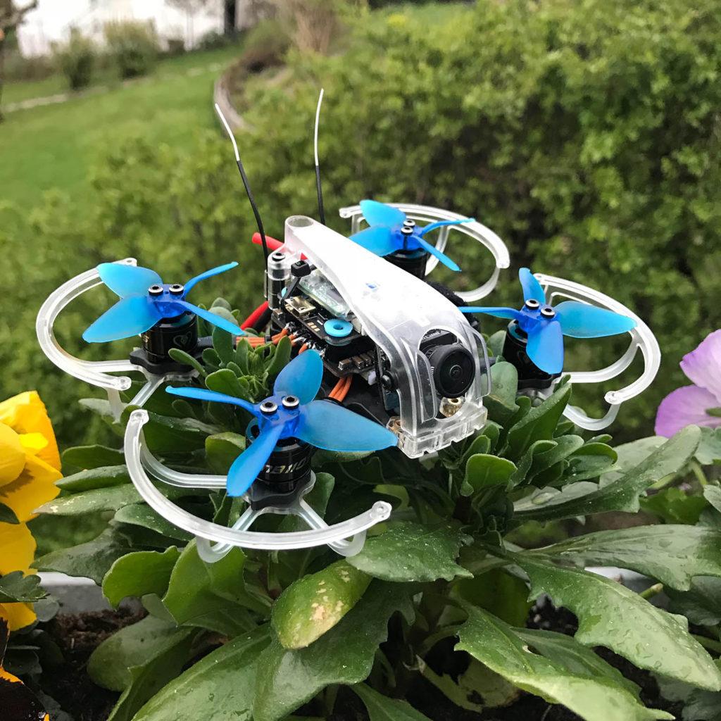 "2"" FPV Racing Drone 2: BlueBird"